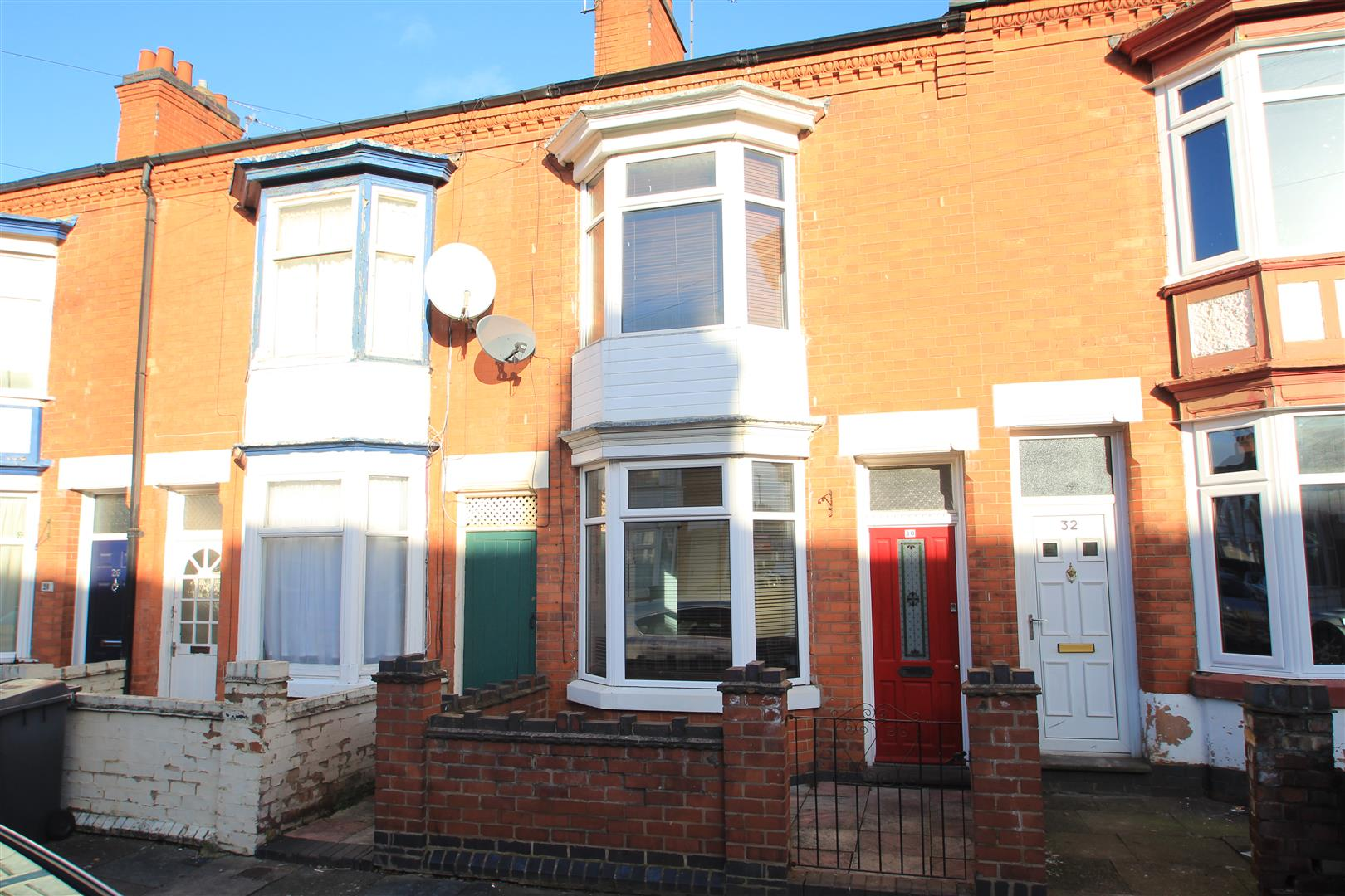 3 Bedrooms Terraced House for sale in Hopefield Road, Leicester